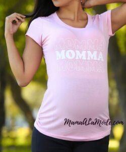 Polo para embarazadas Momma