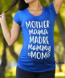Polo para embarazadas Mother
