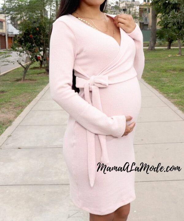 Vestido para embarazadas Kirstim