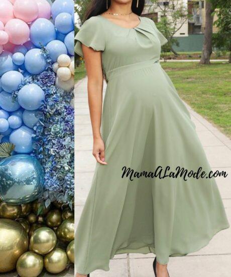 Vestido para embarazadas Reyan