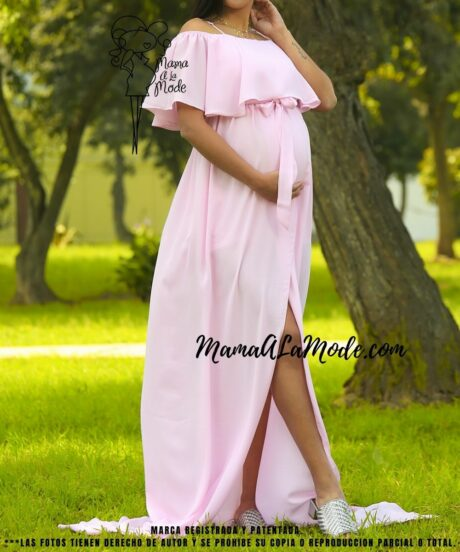 Vestido para embarazadas Chanel