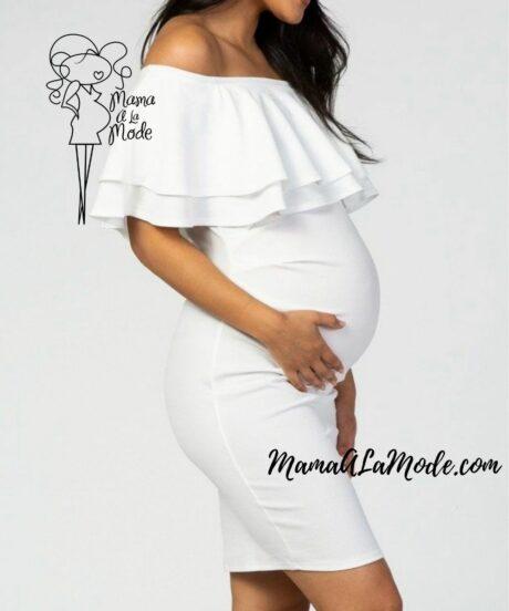 Vestido para embarazadas Demi