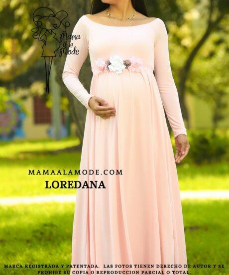 Vestido para embrazadas Loredana